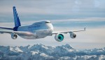 콴타스 여객기 보잉 747이 롤스-로이스의 플라잉 테스트베드로 선정됐다