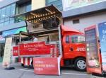 스마트 축산식품전문기업 선진은 24일부터 선진포크 푸드트럭 전국 순회 투어를 개시하고, 전국 유통마트에서 소비자대상 시식행사를 진행한다