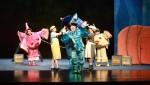 극단 아띠의 바다의 모험 공연