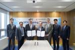 존슨콘트롤즈 코리아와 한전산업개발이 에너지 복원 솔루션 부문 MOU를 체결했다