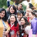 아시아 13개국에서 참가한 제2기 아젠트(AGenT) 참가자들이 함께 모여 기념촬영을 하고 있다