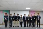 신구대학교식물원이 라일락 문화 교류를 위한 국제 워크숍을 개최했다