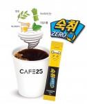 GS25가 술자리 많은 연말연시에 원두커피 카페25 신메뉴 해장커피를 출시했다
