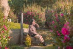 동백꽃 축제가 열리는 제주허브동산
