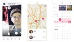 위치 기반 실시간 사교 애플리케이션 '밍글밍글'