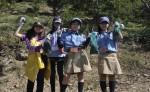 한국청소년대구연맹 알밤줍기 체험 활동