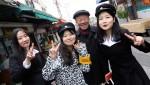대배우의 市場한 여행을 통해 소개된 춘천 육림고개 청년몰