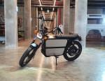 중형급 전기 오토바이 UB46E