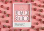 호텔 서울드래곤시티가 맛에 뷰까지 더한 디저트 뷔페 딸기 스튜디오 프로모션을 진행한다