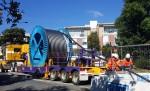 대한전선이 호주 시드니 지역 턴키 프로젝트를 시공하고 있다