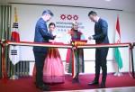 서울 유네스코회관서 열린 헝가리 문화원 개최 행사