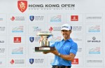 Wade Ormsby from Australia won the Hong Kong Open for the second time