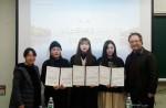 건국대 상허교양대학이 제1회 상허스콜라리움 에세이 대회를 개최했다