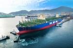 현재 건조 중인 현대상선의 2만4000TEU급 컨테이너선은 20피트짜리 컨테이너 2만4000개를 선적할 수 있는 세계 최대 규모의 선박이다