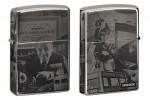 지포가 창립자 조지 브레이즈델 탄생 125주년을 기념해 한정판 라이터를 출시했다