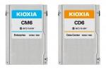 키옥시아 코퍼레이션의 PCIe 4.0 NVMe 엔터프라이즈 및 데이터센터 SSD