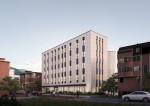 여성 암 환우를 위해 지어진 이우요양병원이 10일 개원했다