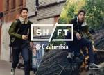 컬럼비아 캠페인 '일상에서 모험으로'