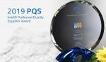 어플라이드 머티어리얼즈가 2019 인텔 PQS 어워드를 수상했다