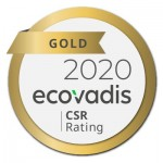 아젤리스가 Ecovadis Gold 등급으로 CSR 성과를 두 번 연속 인정받았다