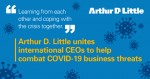 Arthur D. Little has initiated an international platform for CEOs to exchange crisis management expe