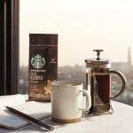 네슬레코리아가 집에서 즐기는 스타벅스 앳홈 커피 원두 신제품을 출시했다