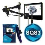 아트라스콥코 공정관리 솔루션 SQS3 프로그램 및 시스템 화면