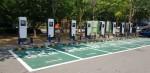 대구 두류공원 전기차 충전소