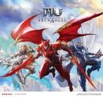 웹젠이 신작 모바일 MMORPG 뮤 아크엔젤의 대표 이미지를 첫 공개했다