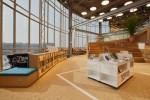 예스24가 강서구 최대 규모 아울렛 NC백화점 강서점에 중고서점을 오픈했다