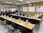 제주 무릉 초·중학교 영어교실에 설치된 뮤지오