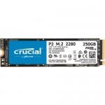 대원CTS가 P1에 이은 NVMe SSD 마이크론 Crucial P2 M.2 2280을 출시했다