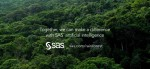 SAS가 지구의 날 50주년 맞아 삼림 보호 위한 크라우드소싱 AI 프로젝트 진행했다