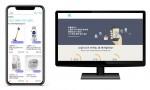 픽플레이스 모바일 앱 및 홈페이지 화면