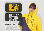 스크루바가 아이돌 A.C.E 멤버 '찬'과 구닥의 컬래버레이션 카메라 앱을 출시한다