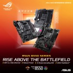 에이수스가 PCIe 4.0 대중화를 위한 ASUS B550 메인보드 시리즈를 출시했다
