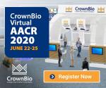 현재 크라운바이오의 가상 AACR 2020 이벤트 참가 접수가 진행 중이다