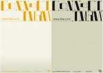 서울문화재단 융합예술 강연 프로그램 커넥트투모로우 포스터