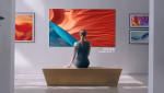 LG전자가 LG 올레드 TV 새 광고 인류의 컬러편을 공개했다