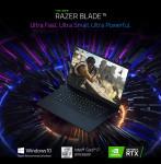 글로벌 게이밍 기어 브랜드 레이저가 게이밍 노트북 RAZER BLADE 15 10Gen을 국내 전격 출시한다