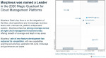 Gartner Magic Quadrant 2020, Cloud Management Platform