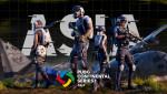 펍지주식회사가 글로벌 이스포츠 대회 PCS1 아시아를 개최했다