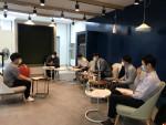 2019 전북대학교 예비창업패키지 모의 크라우드펀딩 진행 모습
