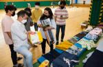 국립중앙청소년수련원은 자발적 기부 나눔으로 지역사회 어려운 청소년 돕기 플리마켓을 운영했다