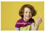 인비절라인 코리아가 초기 혼합치열기 소아 환자의 1차 교정을 위한 투명교정장치 '인비절라인 퍼스트'를 출시했다