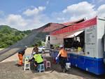 사단법인 성민원은 911 S&RT 수색구조단과 협력해 충북 제천 지역에서 수해복구를 지원했다