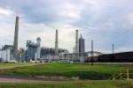 W.A. Parish 발전소에 위치한 페트라 노바 탄소 포집 시설