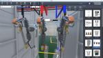 KESPO 전기설비 검사진단 시뮬레이터 화면