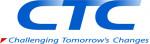 이토추 테크노 솔루션즈(CTC) 로고