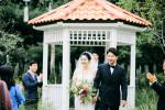 설렘 웨딩 사진전이 진행될 설렘정원에서는 2019년 두 차례의 결혼식을 진행했다